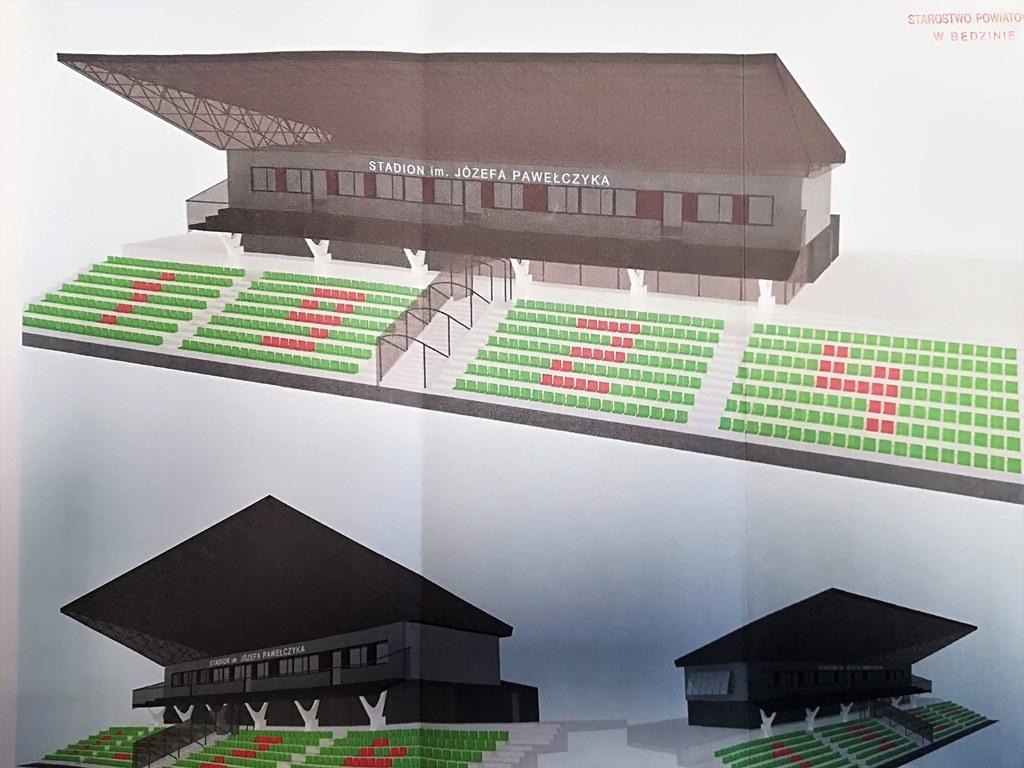Stadion w Czeladzi