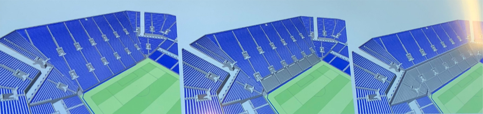 Everton stadium plans