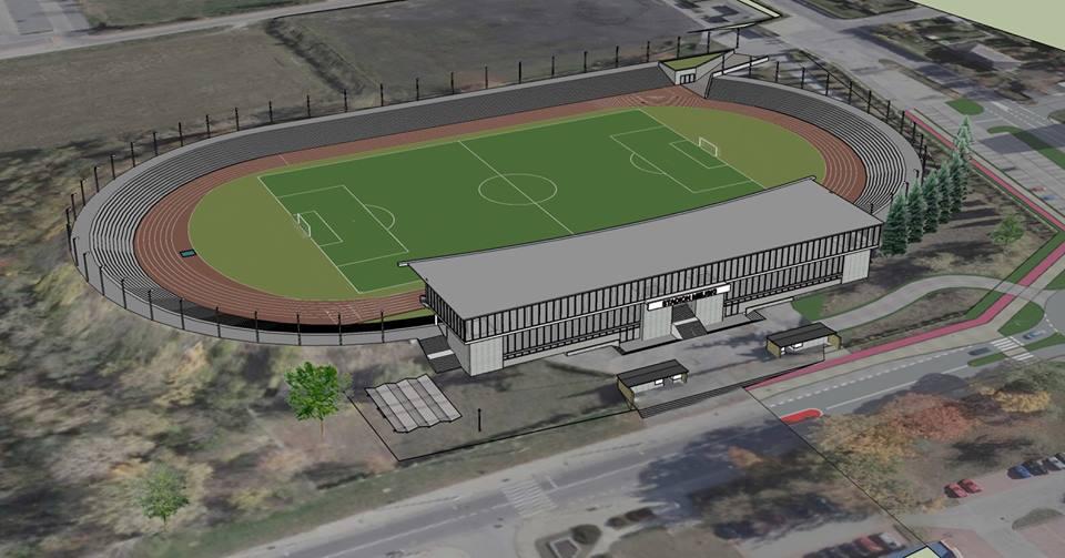 Stadion Staru Starachowice