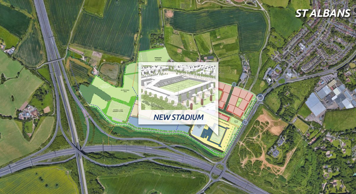 St Albans Stadium