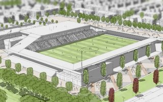 New design: 6,000 capacity for a 6th-league club?