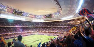 Barcelona: Green light for Camp Nou