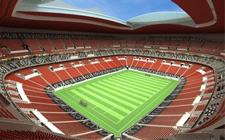 Qatar 2022: Seating manufacturer selected for further stadiums