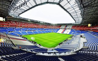 Lyon: Groupama Stadium wins British Expertise Award