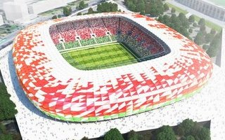 Belarus: Is the second national stadium still planned?