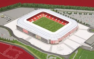Scotland: Aberdeen sign stadium agreement