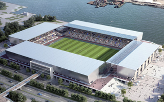 Japan: First J League stadium for Mie