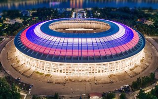 Three stadiums Russia are guaranteed to play in during the World Cup 2018