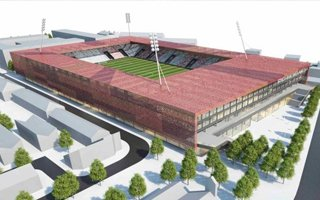 New design: Second best stadium for Dublin