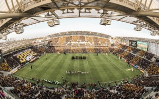 New stadium: Banc of California Stadium opened with victory
