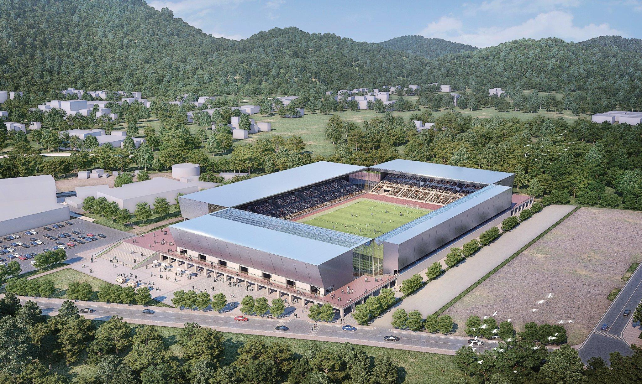 Mie Stadium, Yokkaichi