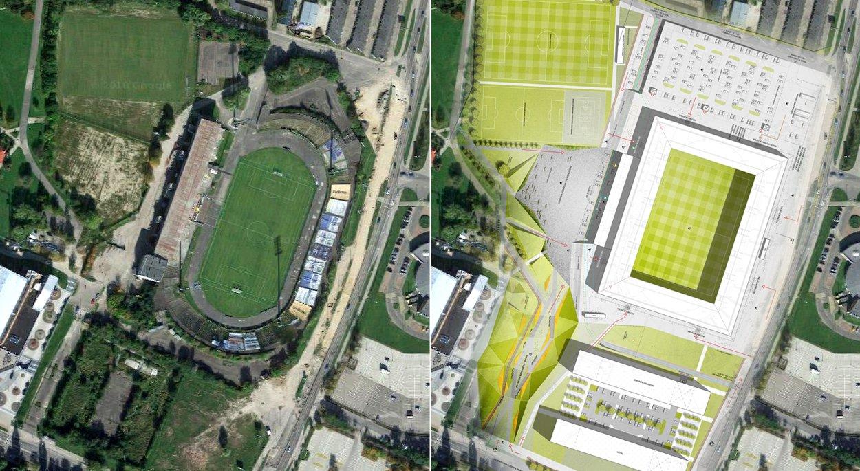 Stadion Olsztyn