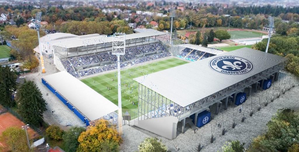 Merck-Stadion am Bollenfalltor