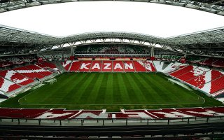 Russia: Kazan Arena still far from perfect