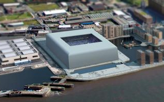 Liverpool: Peel reveals master plan, hides stadium