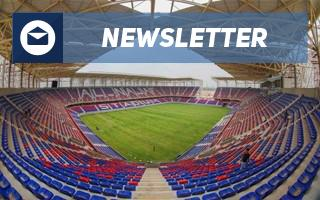 StadiumDB Newsletter: Issue 51 - Iraq and more!