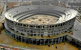 Valencia: Nou Mestalla to finally get going?