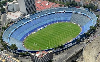 Mexico City: Farewell, Estadio Azul