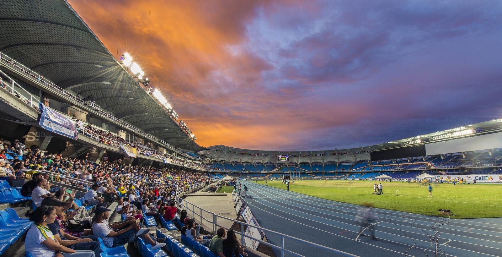 Estadio Pascal Guerrero