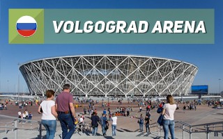 New stadium: Volgograd ready for the 2018 World Cup