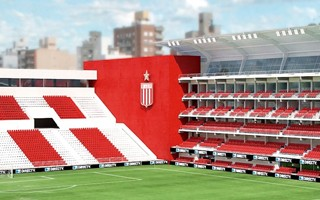 Argentina: Estudiantes secure funds to resume stadium work