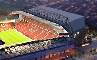 Liverpool: The Reds file applications to expand Anfield use