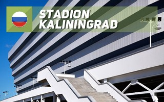 New stadium: The outcome of maaany changes in Kaliningrad