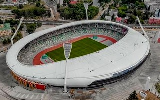 Minsk: National stadium ready, opening on June 22