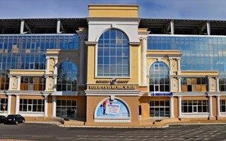 Ukraine: Stadium in Odessa for sale once more