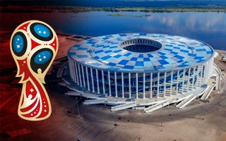Russia 2018: Medical centre coming up for Nizhny Novgorod stadium