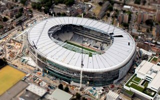 London: 15,000 faulty seats being removed from Tottenham stadium