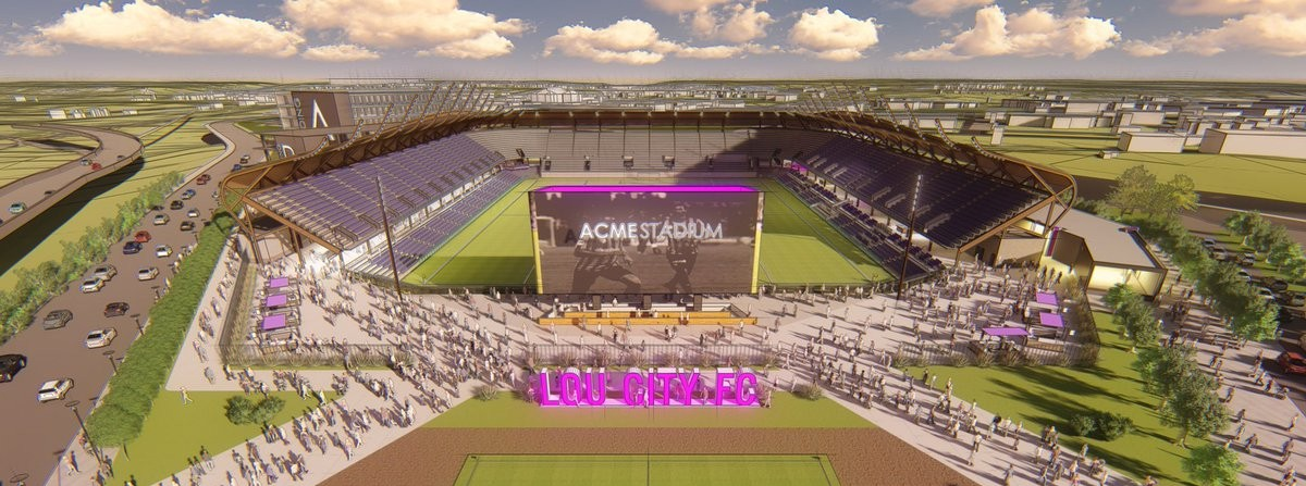 Louisville City FC Stadium
