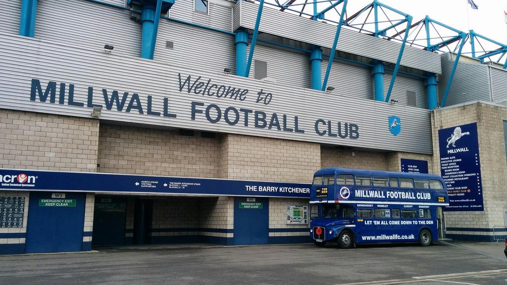 The Den - Millwall