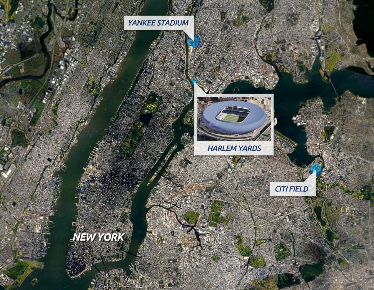 New York City FC stadium
