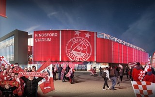Aberdeen: Construction begins in Kingsford