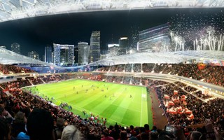 Miami: Beckham's fifth stadium plan to be presented