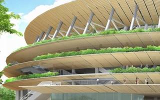 Tokyo 2020: Kengo Kuma on National Olympic Stadium