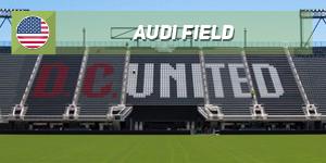 New stadium: Audi Field opened with a glitch