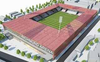 Dublin: Richmond Arena unlikely to happen