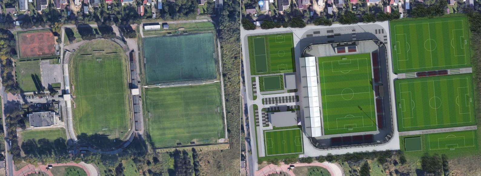 Stadion Rakowa