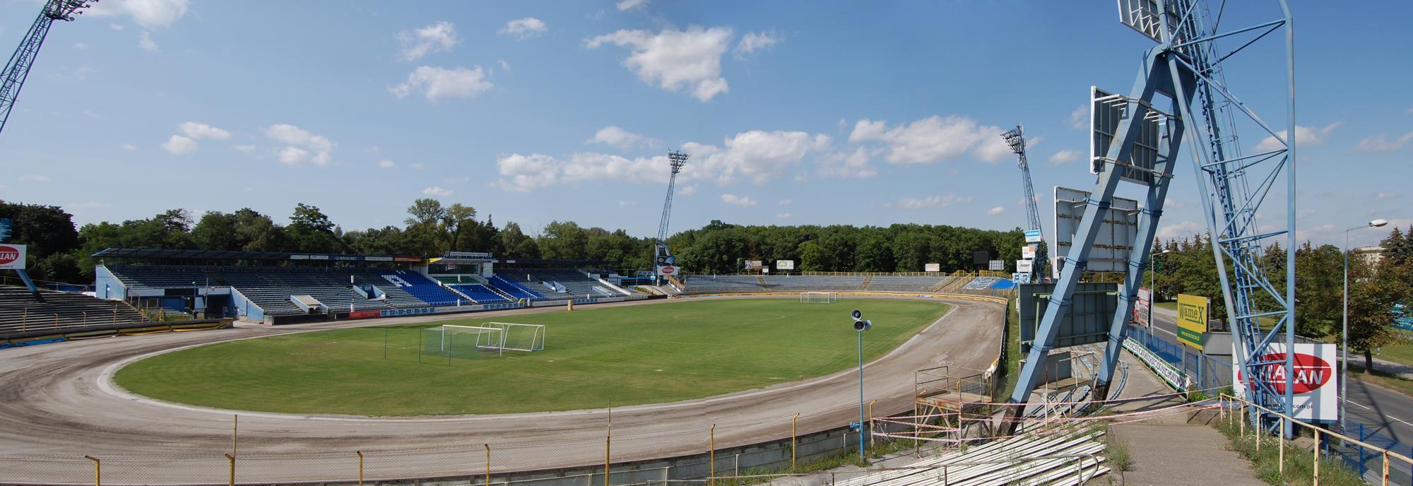 Stadion w Tarnowie