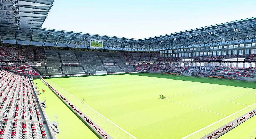 Stadion Freiburg