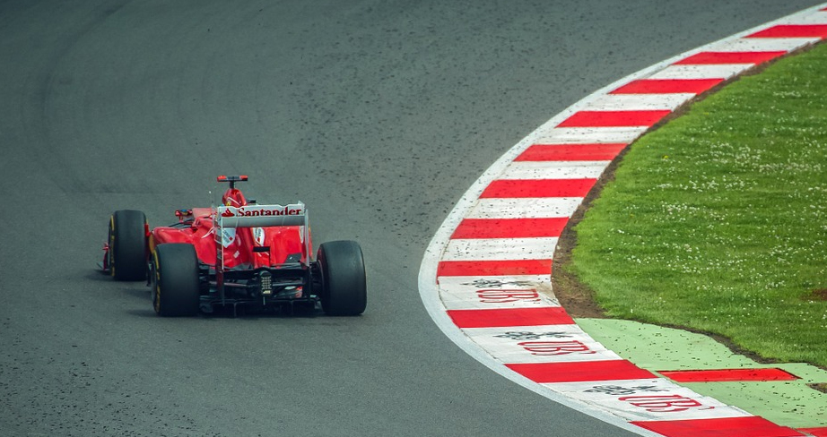 Ranking F1 race tracks