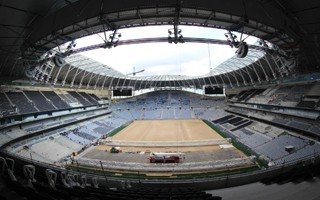 London: Spurs stadium struck by new delay