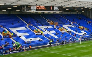 Liverpool: Everton appoint stadium development director