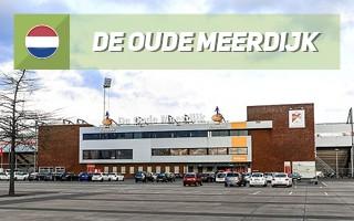 New stadium: De Oude Meerdijk