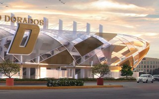 Mexico: By year end, Dorados will have flashy new stadium