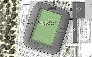 Scotland: Announcement about Dundee FC stadium by month end?