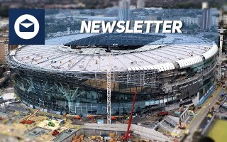 StadiumDB Newsletter: Issue 59 - Tottenham, new designs and more