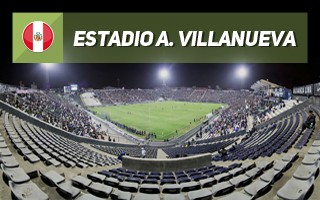 New stadium: Estadio Alejandro Villanueva